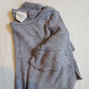 Fantastic Fawn Bell Sleeved Sweater Shirt
